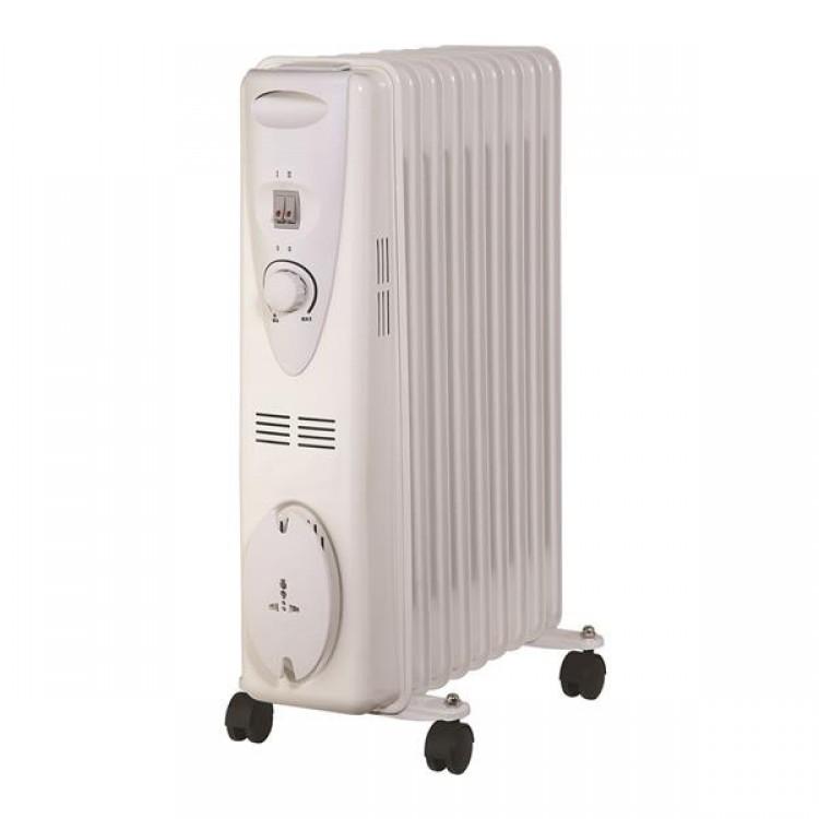 9 FIN 2 KW Oil Filled Radiator | 62588