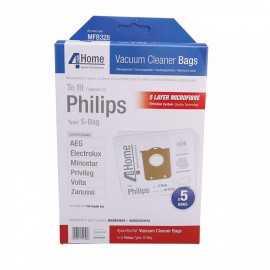 PHILIPS-ELECTROLUX Microfibre  S Bags | 380715