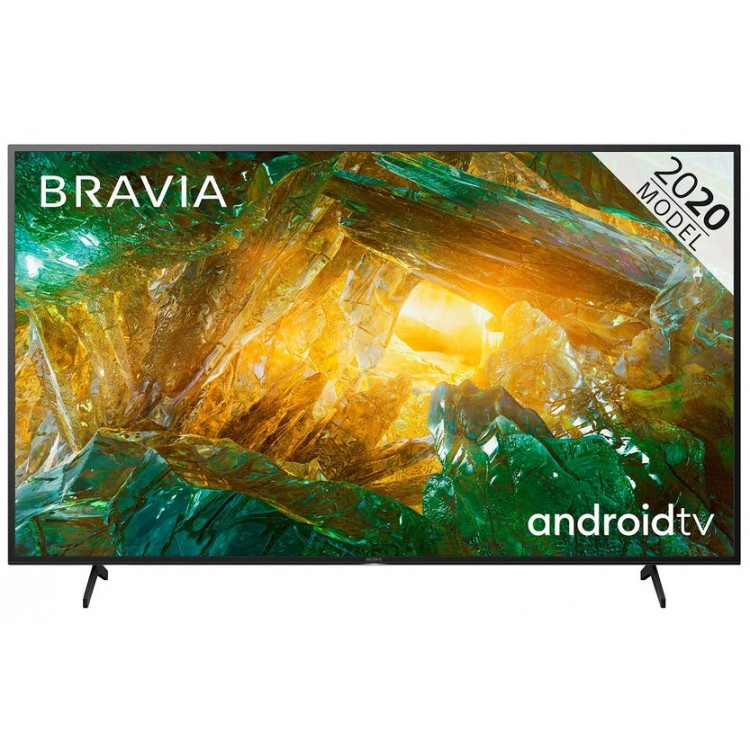 "Sony 75"" 4K Ultra HD HDR Smart LED TV | KD75XH8096BU"