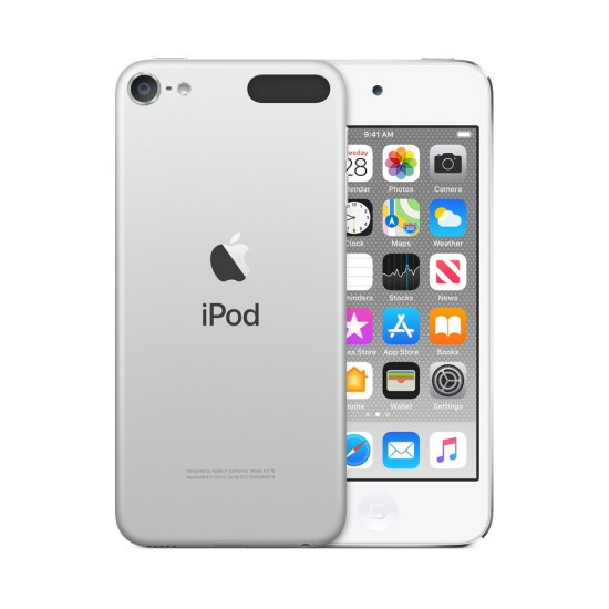 Apple iPod Touch 32GB SILVER | MVHR2BT/A