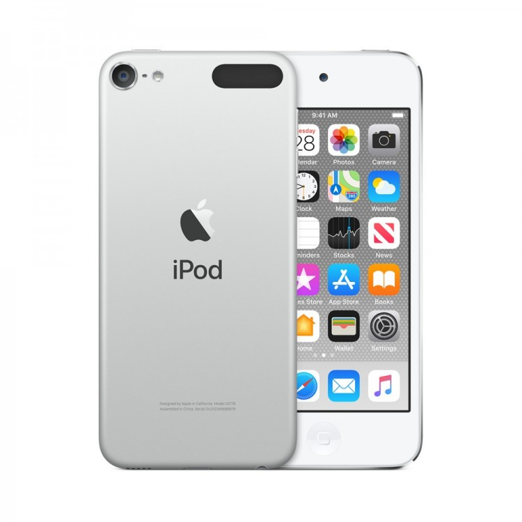 Apple iPod Touch 32GB SILVER | MVHR2BT/A