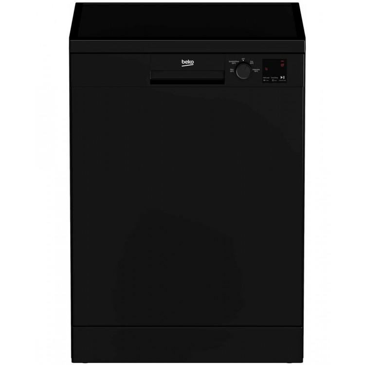 BEKO 13 Place Freestanding Dishwasher BLACK   DVN04320B