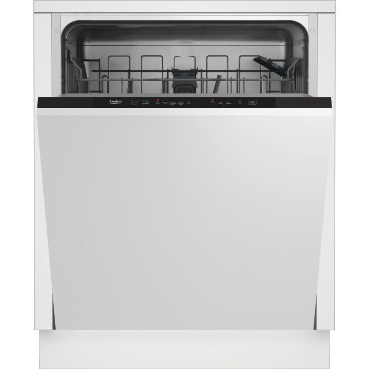 BEKO Intergrated Dishwasher | DIN15320