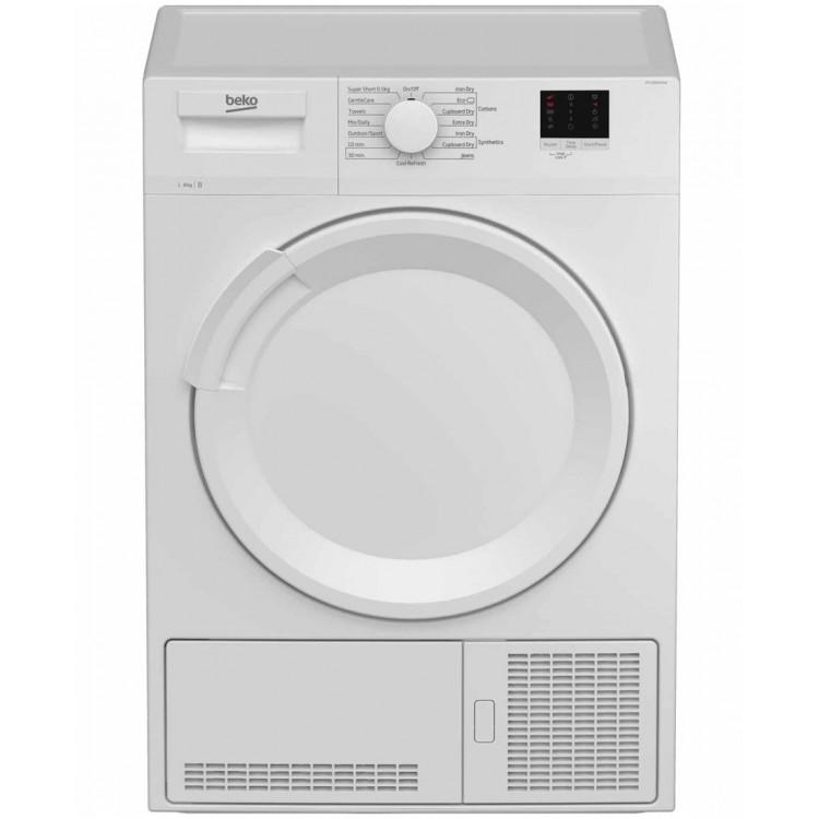 BEKO 8kg Condenser Dryer | DTLCE80051W