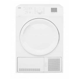 Beko 7KG Full Size Condenser Dryer WHITE   DTGCT7000W