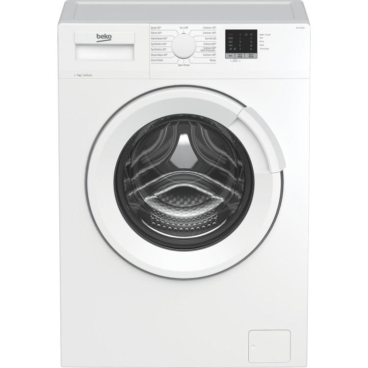 BEKO 7KG A+++ Energy Rated 1200rpm Washing Machine | WTL72051