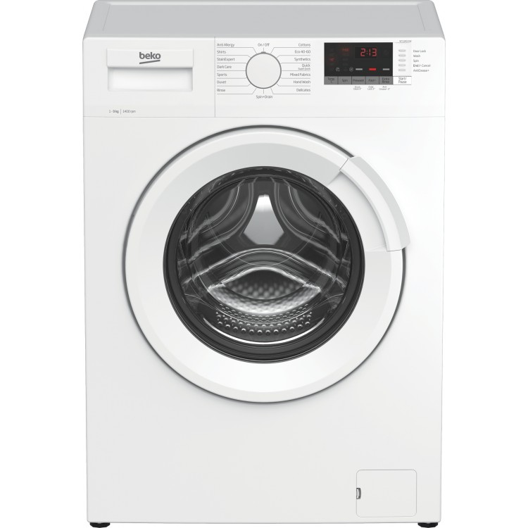 BEKO Freestanding A 9kg 1400rpm Washing Machine | WTL94151