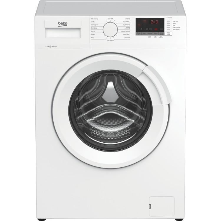 BEKO Freestanding A 10kg 1400rpm Washing Machine | WTL104151W