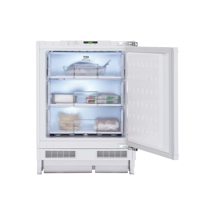 BEKO Under Counter Integrated Freezer | BSFF3682