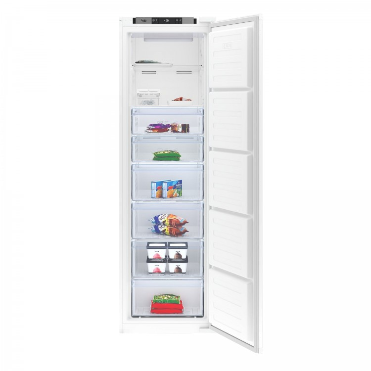 BEKO Integrated Tall Frost Free Freezer | BFFD3577