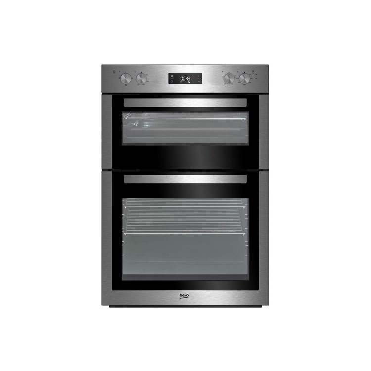 BEKO Built-In Double Oven STAINLESS STEEL | BBDF26300X