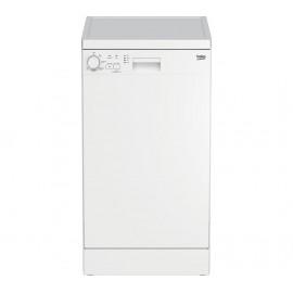 BEKO Slimline 60cm Dishwasher WHITE | DFS05020W