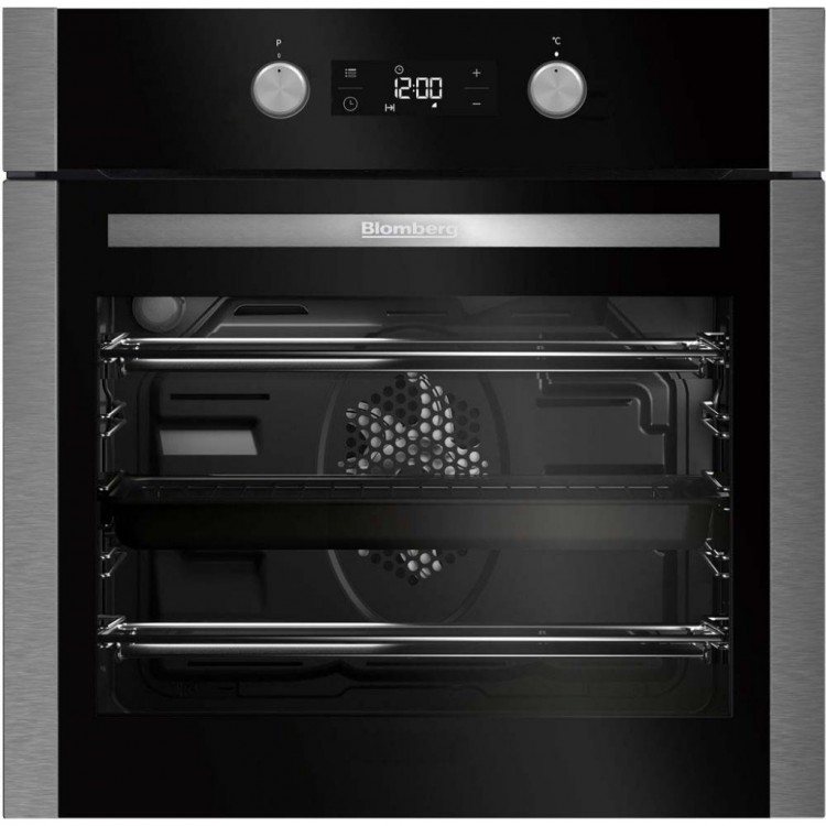 BLOMBERG Single Oven BLACK | OEN9302X
