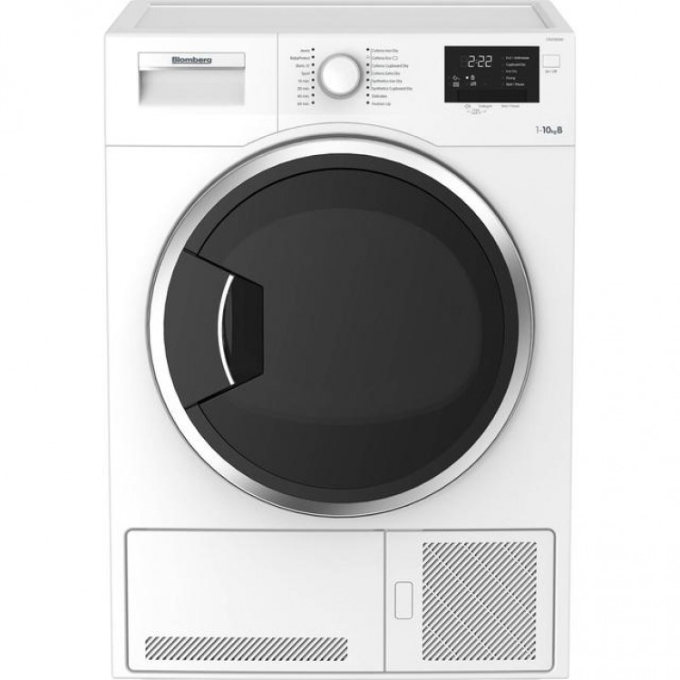 BLOMBERG 10kg Condenser Tumble Dryer B Rating | LTK21003W