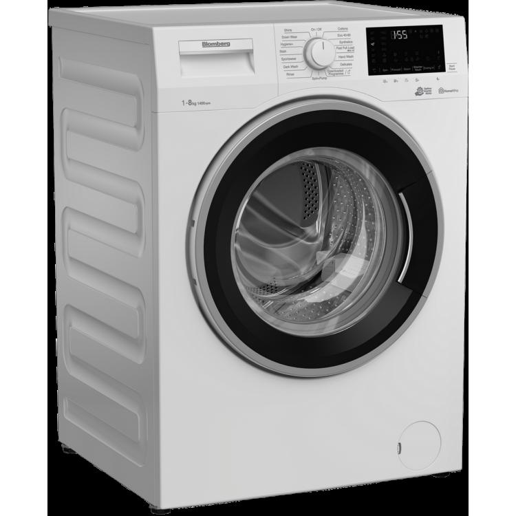 Blomberg 8kg 1400 Spin Washing Machine WHITE | LWF184410W
