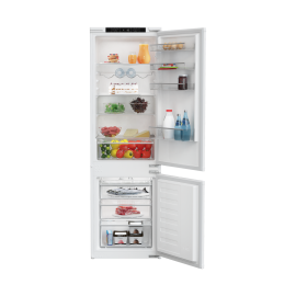 BLOMBERG Integrated 70:30 Frost Free Combi Fridge Freezer   KNM4553EI