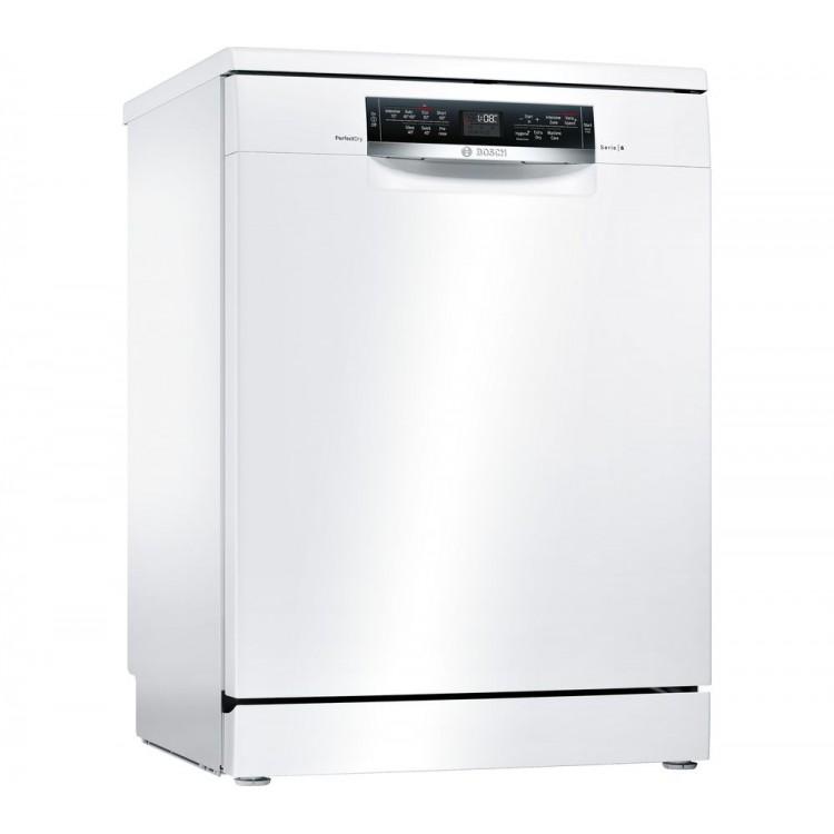 BOSCH Serie 6 Full Size Dishwasher WHITE   SMS67MW00G