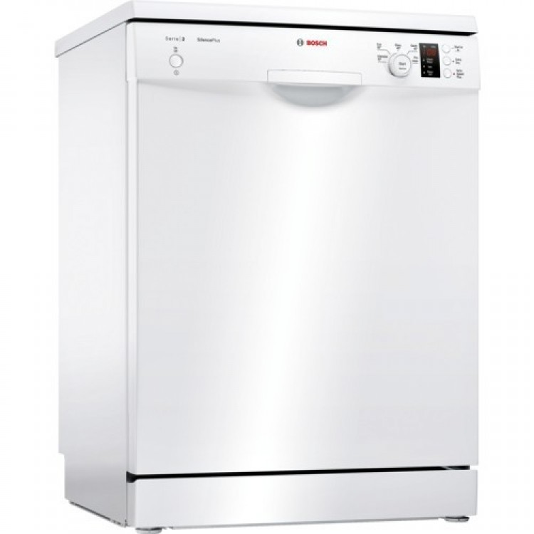 BOSCH Serie 2 ActiveWater 13 Place Freestanding Dishwasher   SMS25EW00G