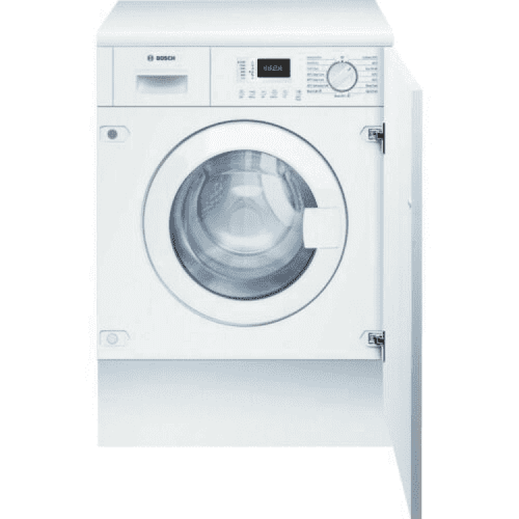 BOSCH Serie 4 Washer Dryer 7/4 kg | WKD28352GB