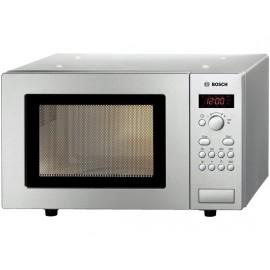 Bosch 17L 800W Microwave Brushed Steel   HMT75M451B