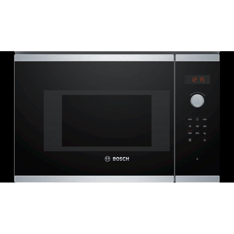 BOSCH Serie 4 built-in Microwave  BFL523MS0B