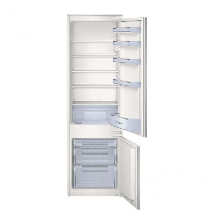 BOSCH Serie 2 Integrated Fridge Freezer 227L 70/30 A+ | KIV38X22GB