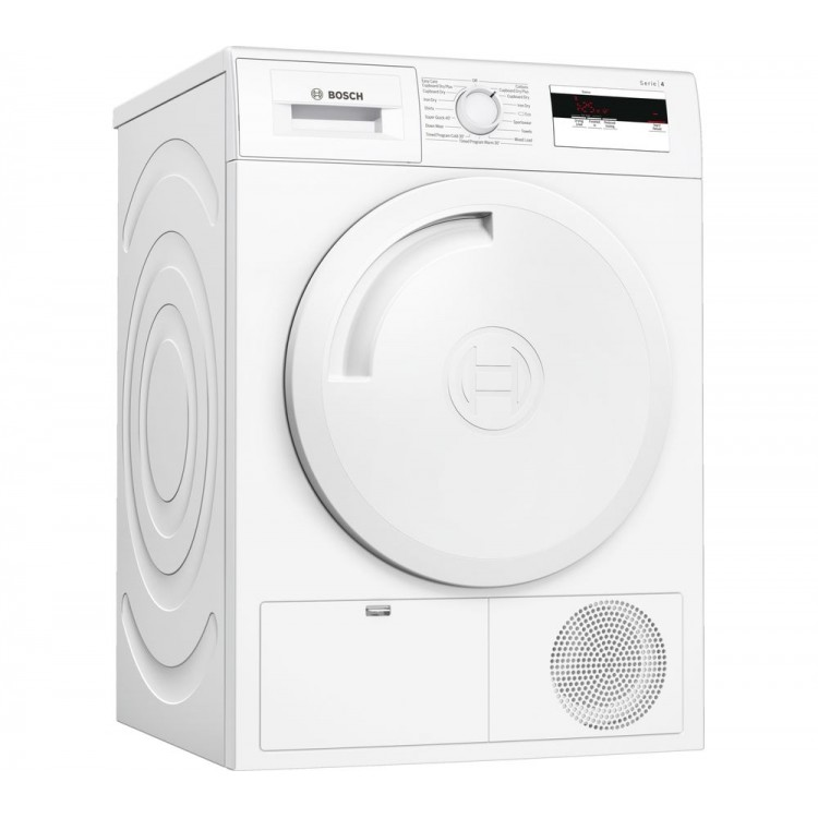 BOSCH Serie 4 8KG Heat Pump Tumble Dryer WHITE | WTH84000GB