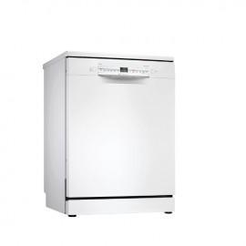 BOSCH Serie 2 Free Standing Dishwasher 60cm WHITE | SMS2HVW66G