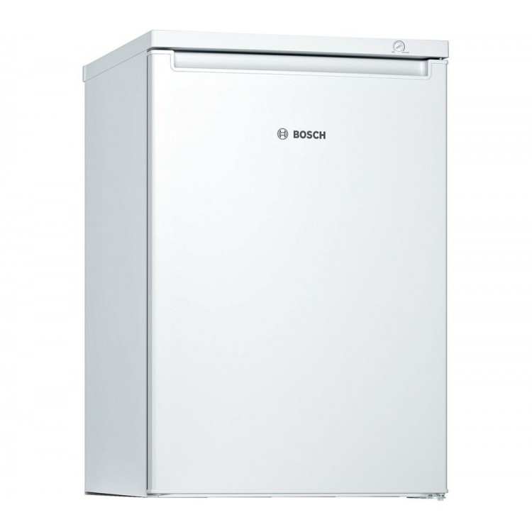 BOSCH Serie 4 Under Counter Freezer WHITE | GTV15NWEAG