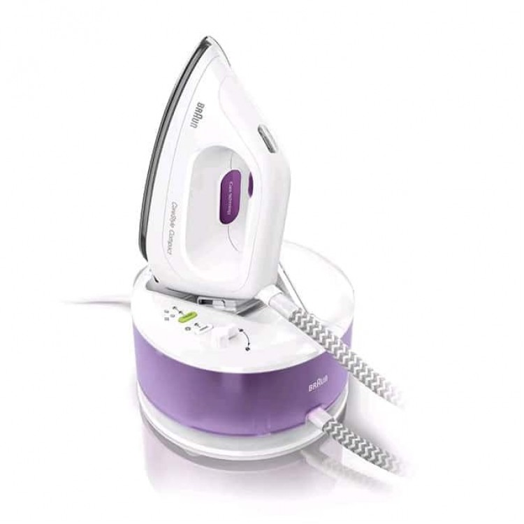 BRAUN CareStyle Compact Steam Generator Iron | IS2044VI
