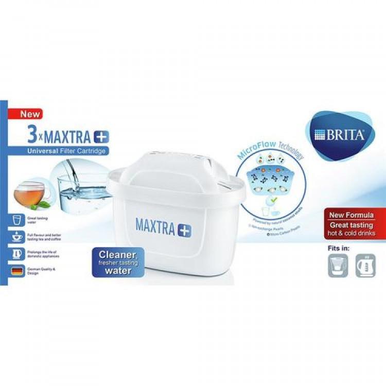 BRITA MAXTRA+ Water Filter Cartridges 3 Pack   372430