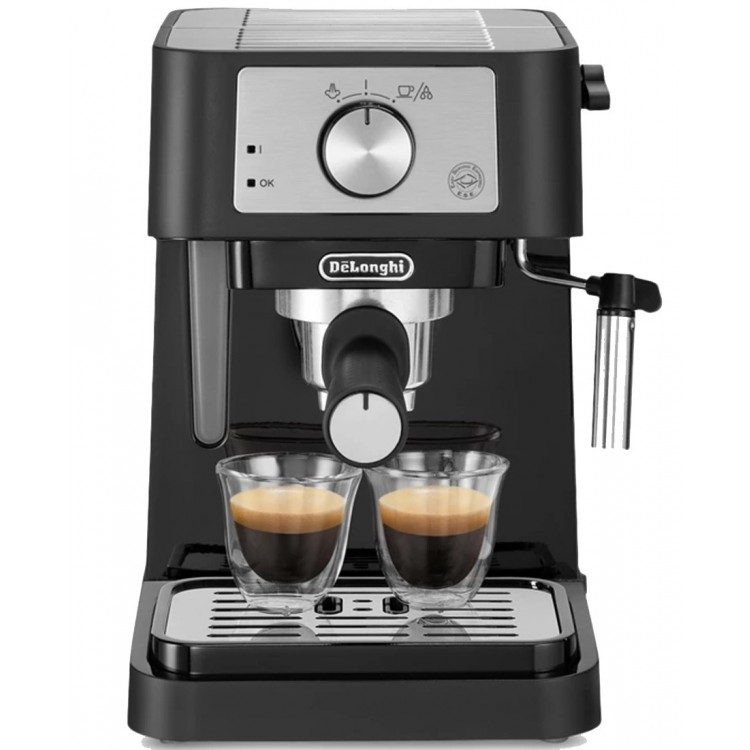 DELONGHI Traditional Pump Espresso Coffee Machine | EC260