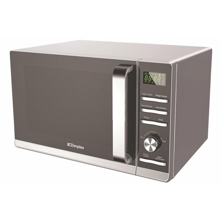DIMPLEX 23L 900W Freestanding Microwave SILVER   377380