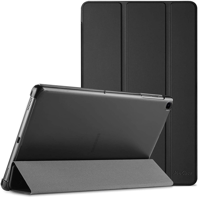 Case for SAMSUNG TAB A7 10.4 Folio BLACK   SM-TM500