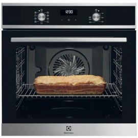 ELECTROLUX Single Oven Stainless Steel | KOFEC40X