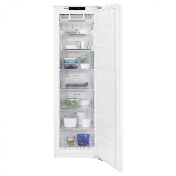 ELECTROLUX 204L Integrated Larder Freezer WHITE | LUT6NF18C