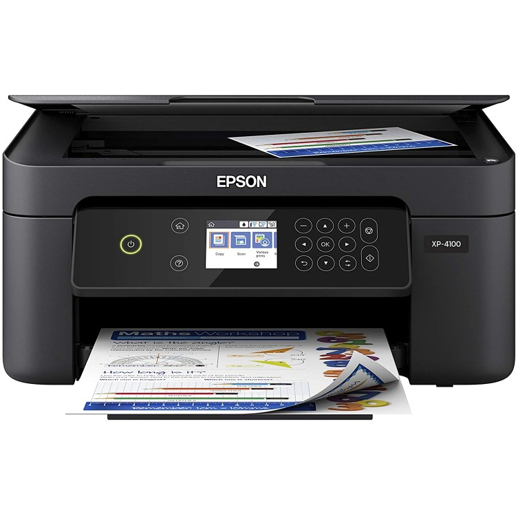 Epson Expression Home XP-4100 Wireless Color Printer | 410038
