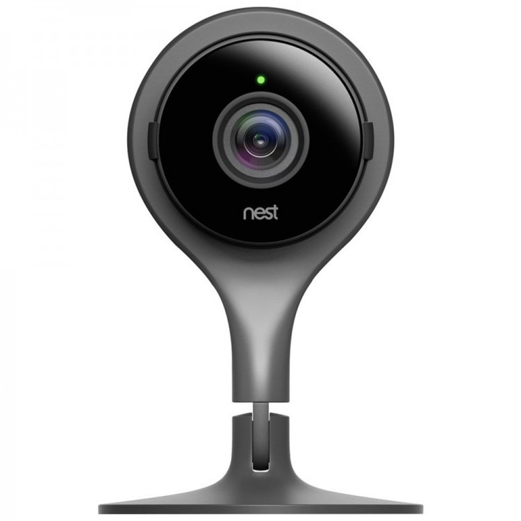 GOOGLE Nest Cam Indoor 1080p HD Security Camera BLACK | NC1102GB