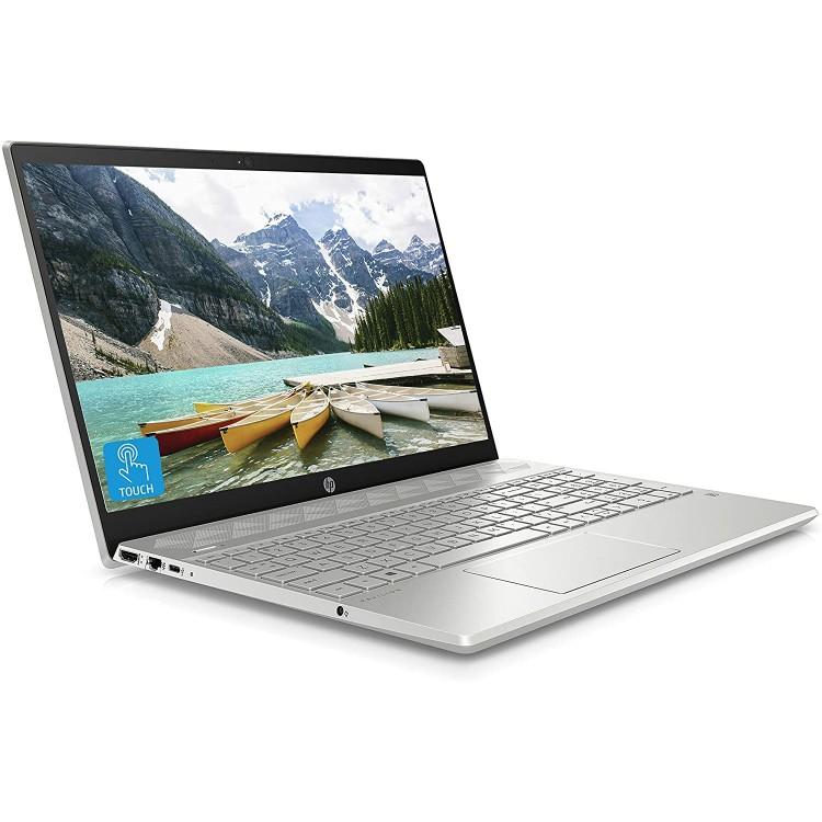HP Pavilion 15.6in Ryzen 5 8GB Touchscreen Laptop | 15-CW1012NA