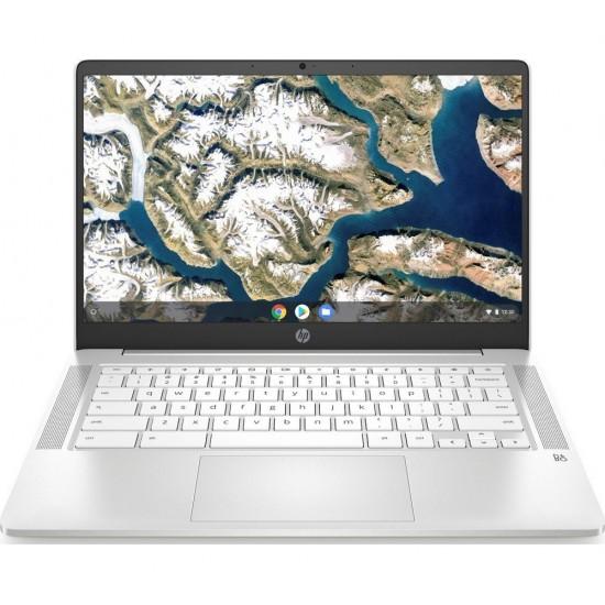 "HP 14"" Chromebook  Intel® Celeron® 64 GB WHITE   14A-CA005NA"