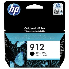 HP 912 Ink cartridge 300 pages BLACK | 3YL80AE