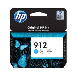 HP 912 Ink cartridge 300 pages CYAN| 3YL77AE