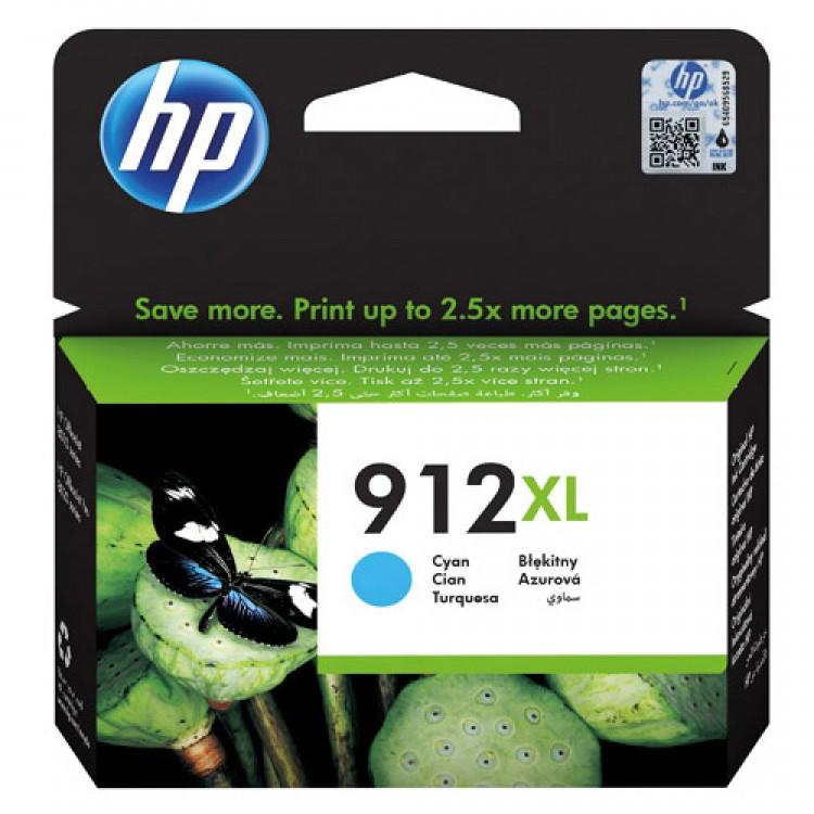 HP 912XL Ink cartridge CYAN   3YL81AE