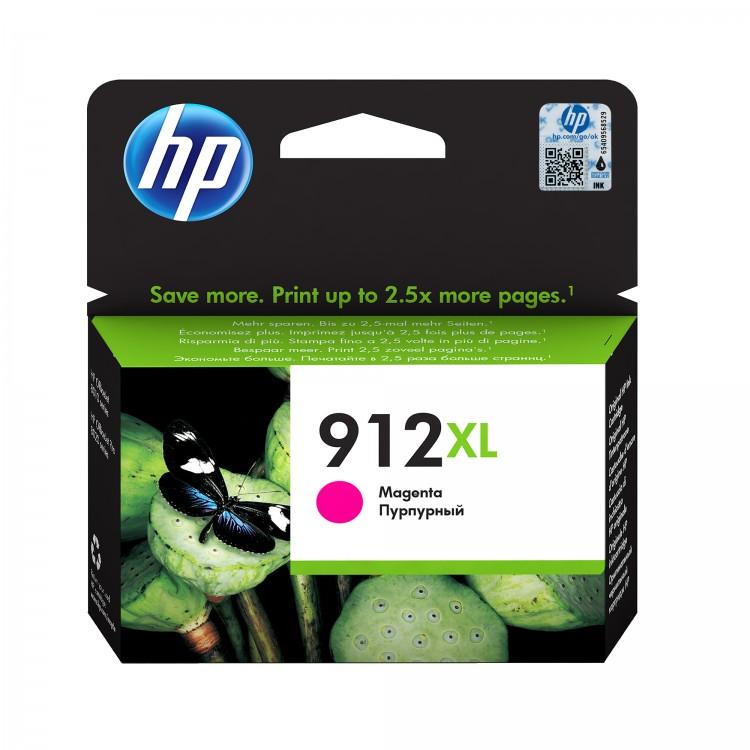 HP 912XL Ink cartridge MAGENTA   3YL82AE
