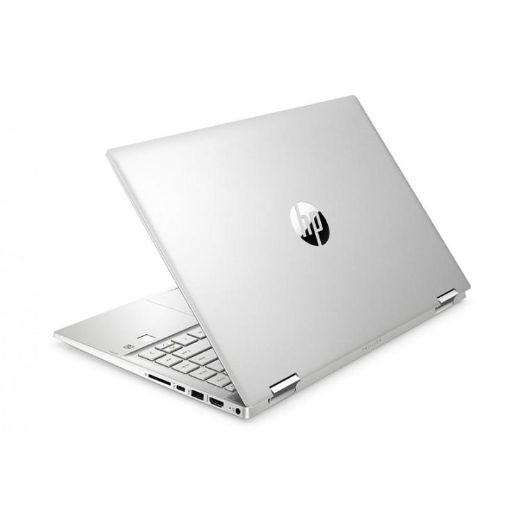 "HP Pavilion X360 14"" Core i3 8GB 128GB SILVER | 14-DY0008NA"