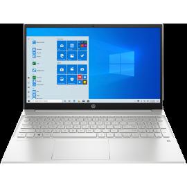 HP Pavilion 15.6 Inch Touchscreen Full HD Laptop AMD Ryzen 5 8GB RAM 256GB SSD SILVER | 15-EH0009NA