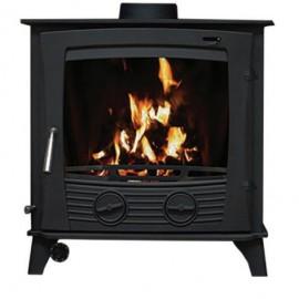 HENLEY Druid 25kW Boiler Stove BLACK | 413329