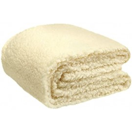 IMETEC Fitted Fleecy Single Blanket   16753