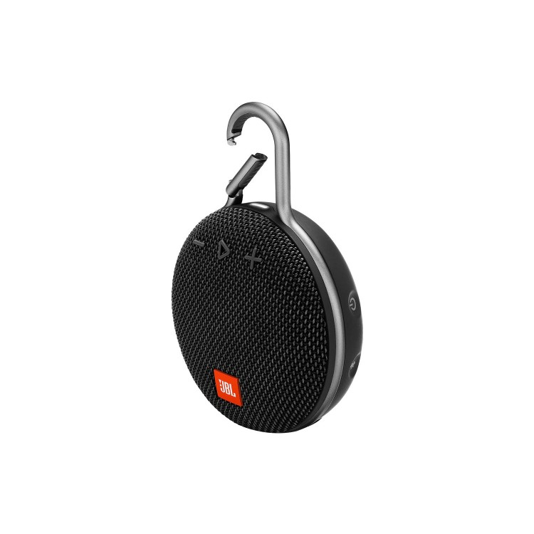JBL Clip 3 Portable Bluetooth Speaker BLACK | 399141