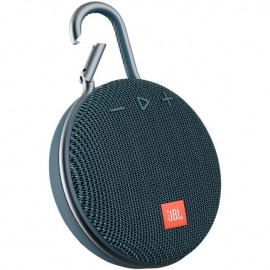 JBL Clip 3 Portable Bluetooth Speaker BLUE   399142